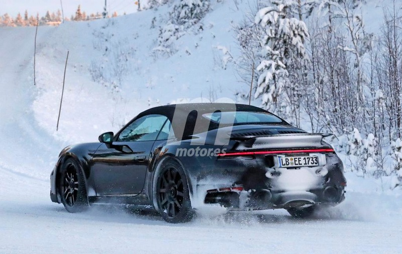 2018 - [Porsche] 911 - Page 13 E4bf7710