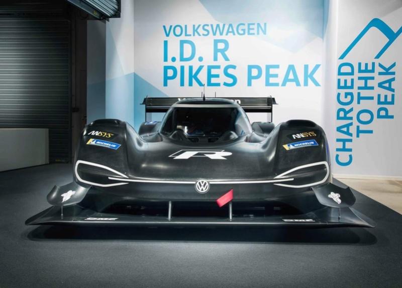 2018 - Volkswagen ID R Pikes Peak E532f210