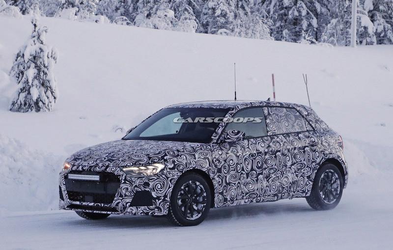 2018 - [Audi] A1 Sportback II - Page 4 E64cea10