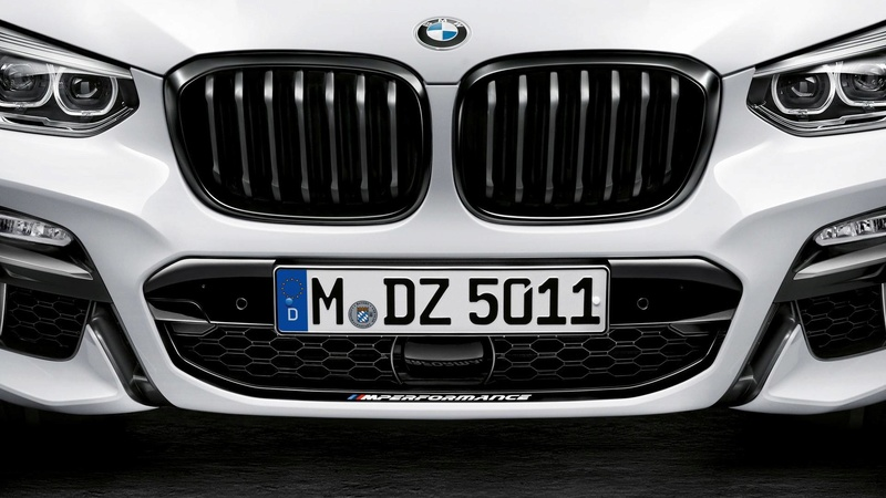 2016 - [BMW] X3 [G01] - Page 10 E65a5410