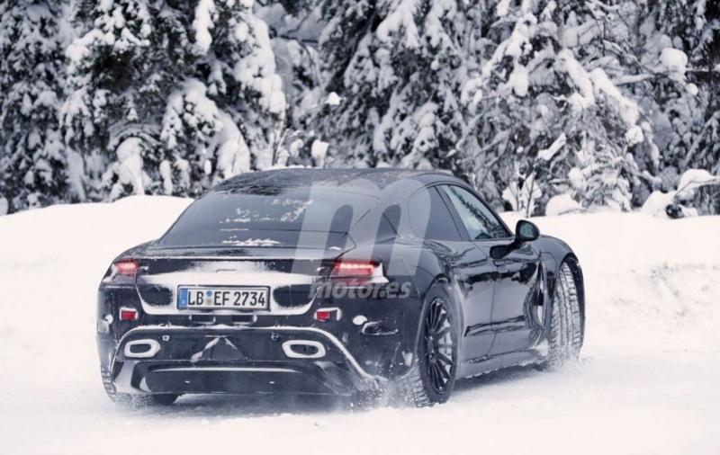2019 - [Porsche] Taycan [J1] - Page 2 E7077e10