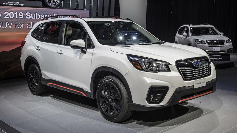 2018 - [Subaru] Forester - Page 2 E7401810