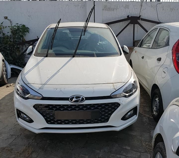 2018 - [Hyundai] I20 restylée - Page 2 E77f3d10