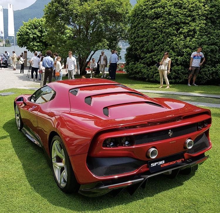 [Ferrari] Modèles uniques / One Off - MàJ : F12 TRS - Page 6 E7a79d10