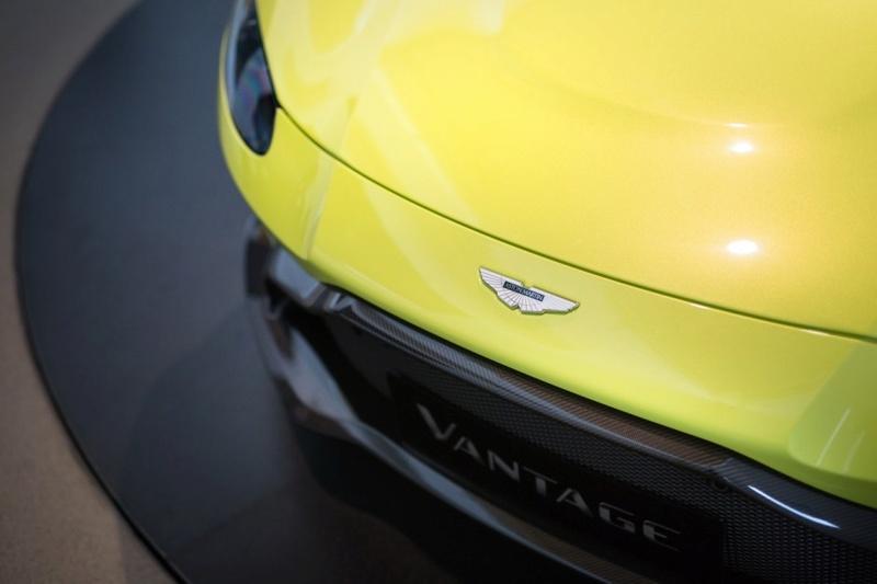 2017 - [Aston Martin] Vantage - Page 2 E8019f10