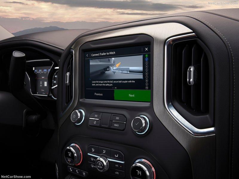 2018 - [Chevrolet / GMC] Silverado / Sierra E936ab10