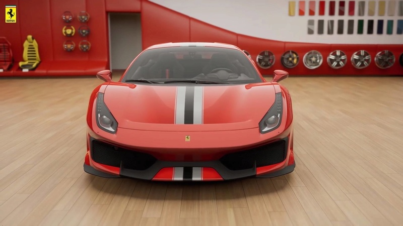 2018 - [Ferrari] 488 Pista - Page 6 Eae83110