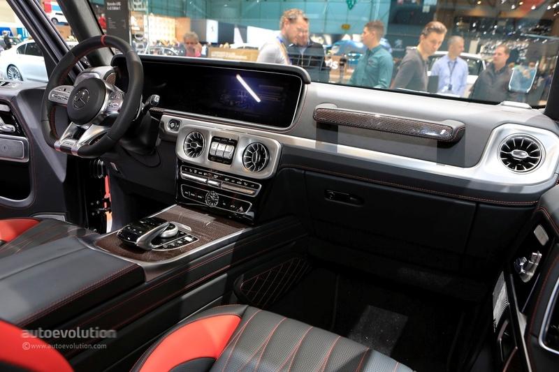 2017 - [Mercedes-Benz] Classe G II - Page 8 Eb0dfc10