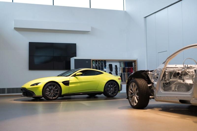 2017 - [Aston Martin] Vantage - Page 2 Eb183210