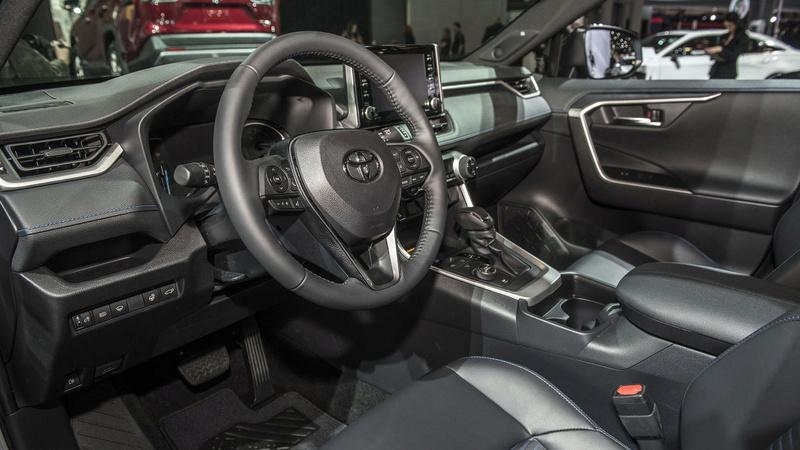2019 - [Toyota] RAV 4 V - Page 2 Eb33fb10