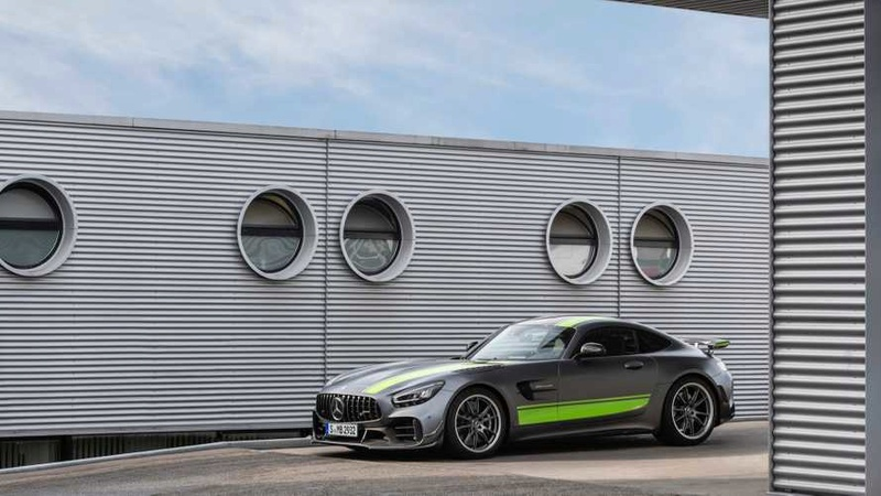 2014 - [Mercedes-AMG] GT [C190] - Page 30 Eb715410