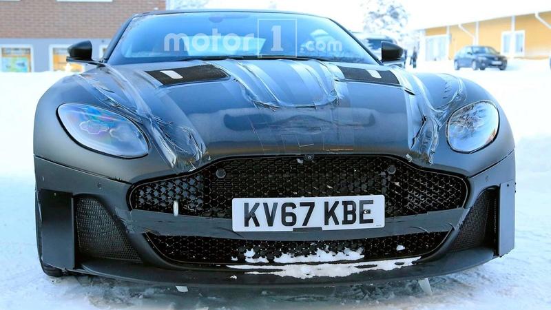 2019 - [Aston Martin] DBS Superleggera Ec93ba10