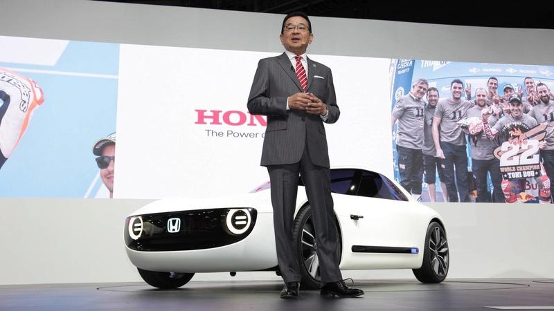 2017 - [Honda] Sports EV Concept Ecd92f10