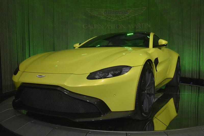 2017 - [Aston Martin] Vantage - Page 3 Ed4bbb10