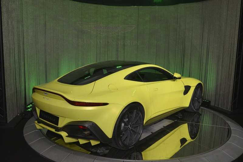 2017 - [Aston Martin] Vantage - Page 3 Ee25ed10