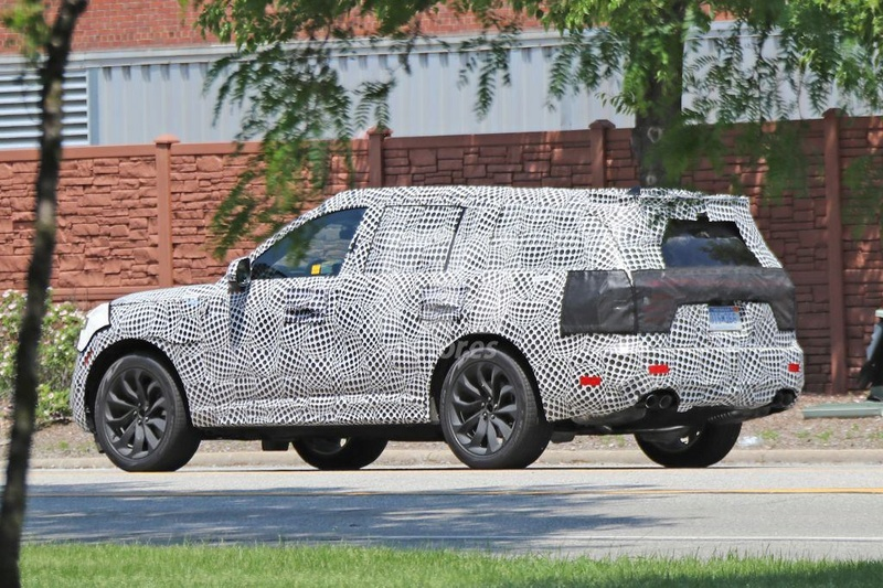 2019 - [Lincoln] Aviator Ee2f1510