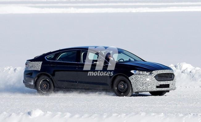 2018 - [Ford] Mondeo/Fusion V Ef5b8c10