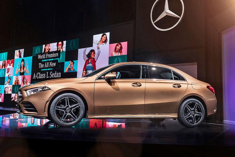 2018 - [Mercedes-Benz] Classe A Sedan - Page 4 Ef93ae10