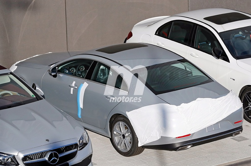 2018 - [Mercedes] CLS III  - Page 3 F0ebee10