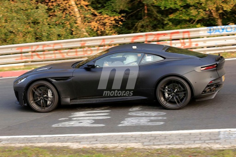 2019 - [Aston Martin] DBS Superleggera F19c5610
