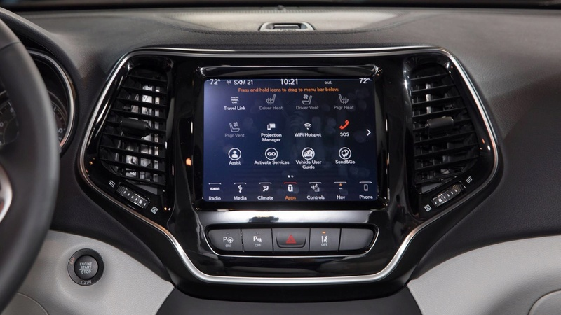 2016 - [Jeep] Cherokee restylé - Page 2 F1afc810