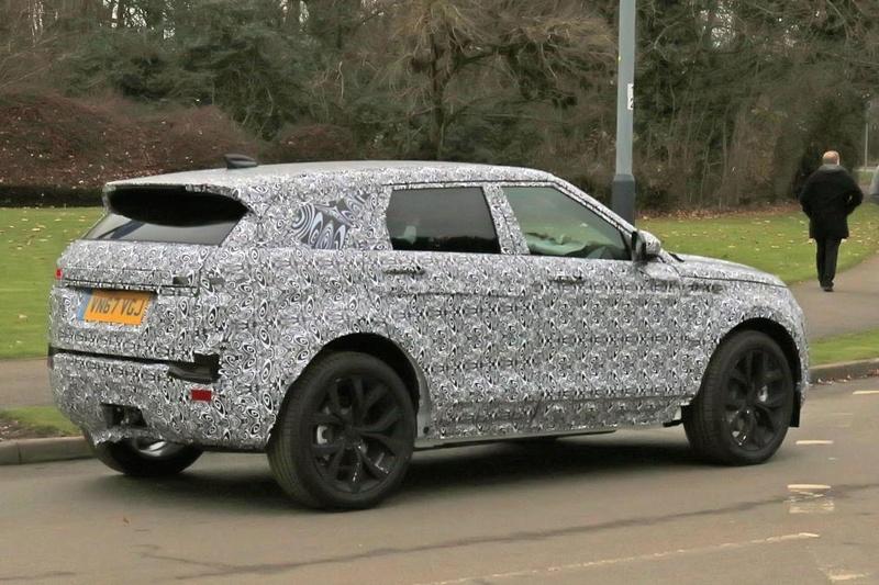 2018 - [Land Rover] Range Rover Evoque II F2557d10