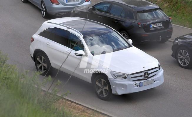 2018 - [Mercedes-Benz] GLC/GLC Coupé restylés F35b1d10