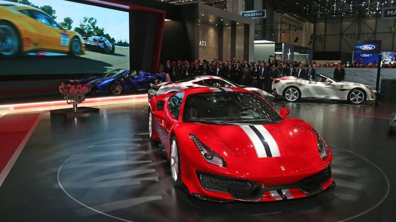 2018 - [Ferrari] 488 Pista - Page 6 F3aa9810