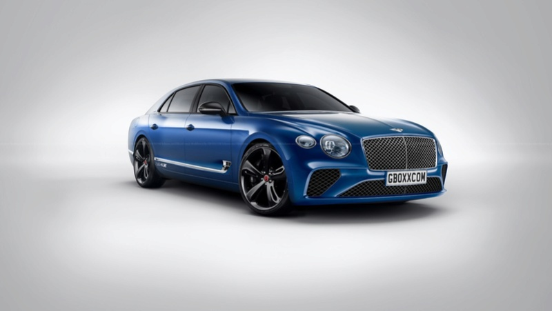 2019 - [Bentley] Flying Spur F3d9d510
