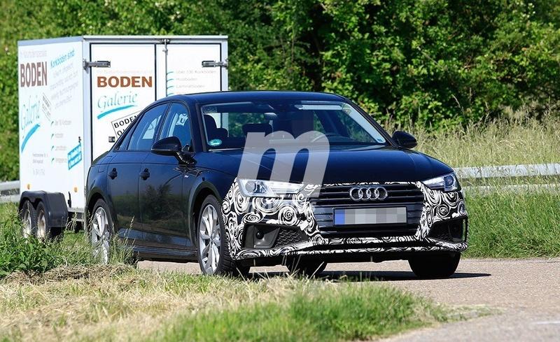 2018 - [Audi] A4 restylée  - Page 2 F434d210