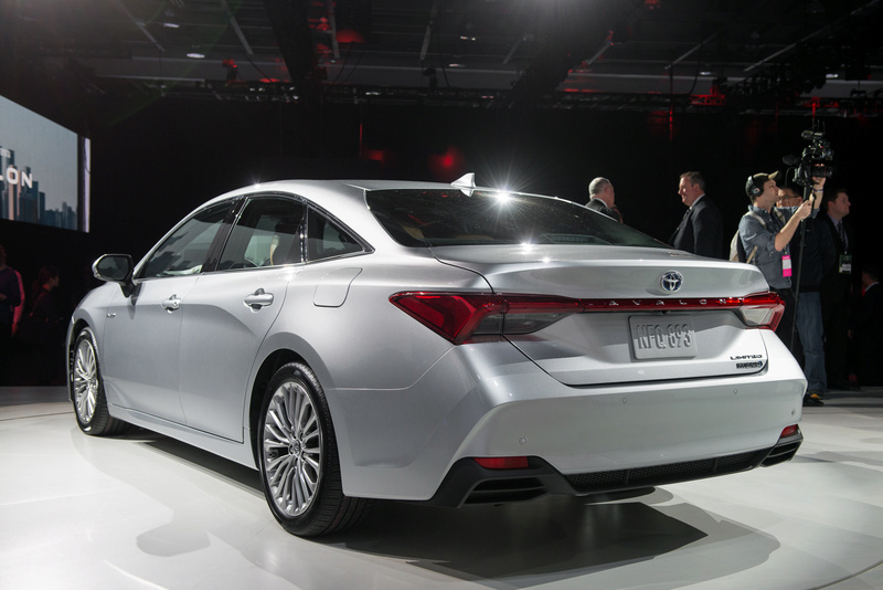 2018 - [Toyota] Avalon F5d30510