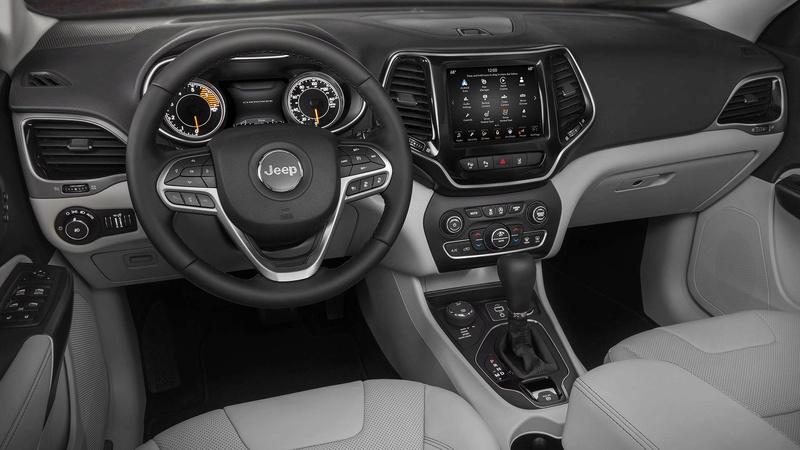 2016 - [Jeep] Cherokee restylé - Page 2 F5e5a810