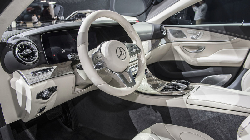 2018 - [Mercedes] CLS III  - Page 6 F5fba310
