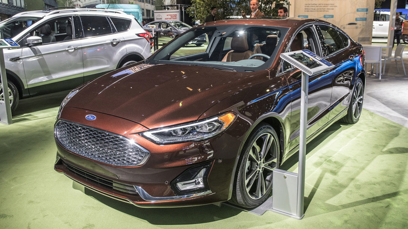 2016 - [Ford] Mondeo / Fusion restylée - Page 4 F6204e10