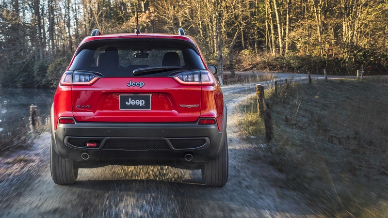 2016 - [Jeep] Cherokee restylé - Page 2 F66b8d10