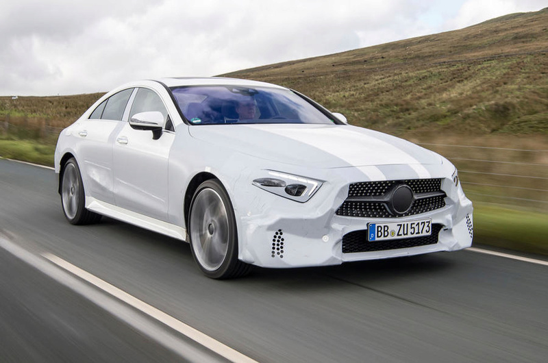 2018 - [Mercedes] CLS III  - Page 3 F697b610