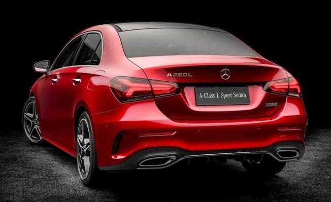2018 - [Mercedes-Benz] Classe A Sedan - Page 3 F6c18010