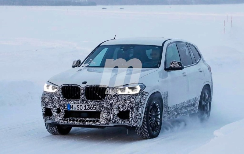 2016 - [BMW] X3 [G01] - Page 11 F6ee3610