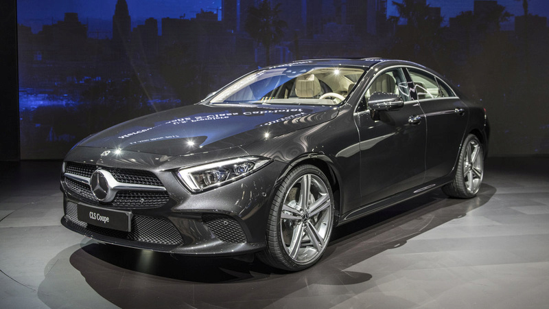 2018 - [Mercedes] CLS III  - Page 6 F88a4010