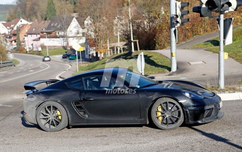 2016 - [Porsche] 718 Boxster & 718 Cayman [982] - Page 6 F89be410