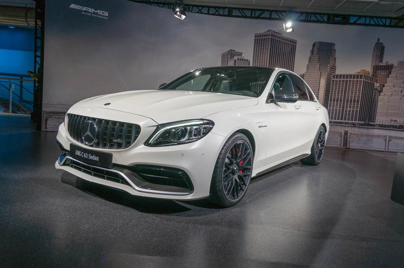 2018 - [Mercedes] Classe C Restylée [W205/S205] - Page 4 F91ece10