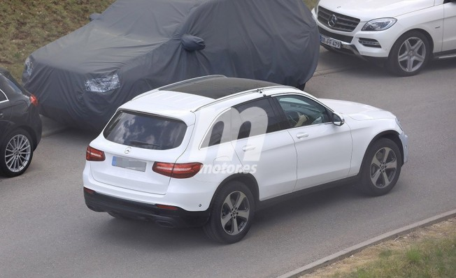2018 - [Mercedes-Benz] GLC/GLC Coupé restylés Fa76e510