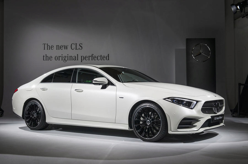 2018 - [Mercedes] CLS III  - Page 5 Fafd8b10