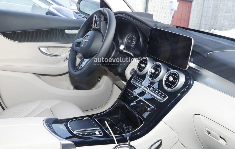 2018 - [Mercedes-Benz] GLC/GLC Coupé restylés Fb9a9f10