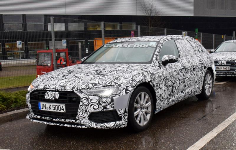 2017 - [Audi] A6 Berline & Avant [C8] - Page 4 Fbaf0a10