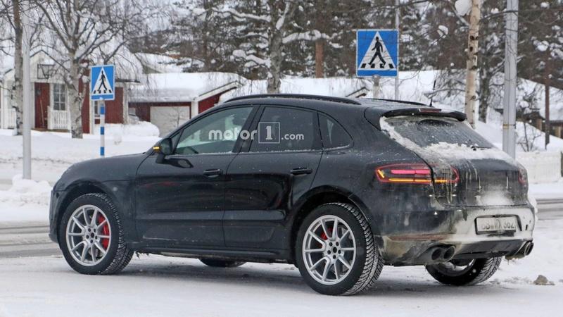 2018 - [Porsche] Macan Restylée [95B] - Page 2 Fbb77310
