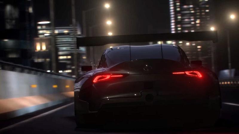 2018 - [Toyota] Racing concept Fc38f610