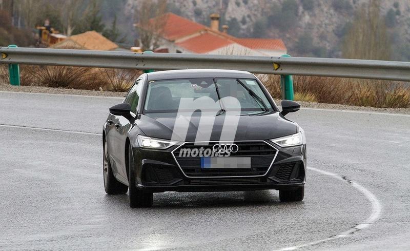 2017 - [Audi] A7 Sportback II - Page 8 Fc4a5310
