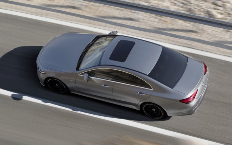 2018 - [Mercedes] CLS III  - Page 6 Fc9fc810