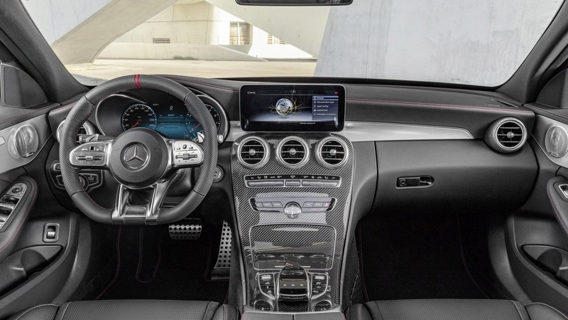 2018 - [Mercedes] Classe C Restylée [W205/S205] - Page 4 Fd535f10